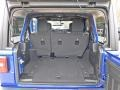 Jeep Wrangler Unlimited Sport 4x4 Ocean Blue Metallic photo #18