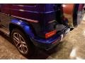 Mercedes-Benz G 63 AMG Brilliant Blue Metallic photo #7