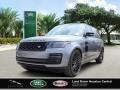 Land Rover Range Rover Supercharged LWB Eiger Gray Metallic photo #1