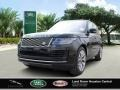 Land Rover Range Rover HSE Santorini Black Metallic photo #1