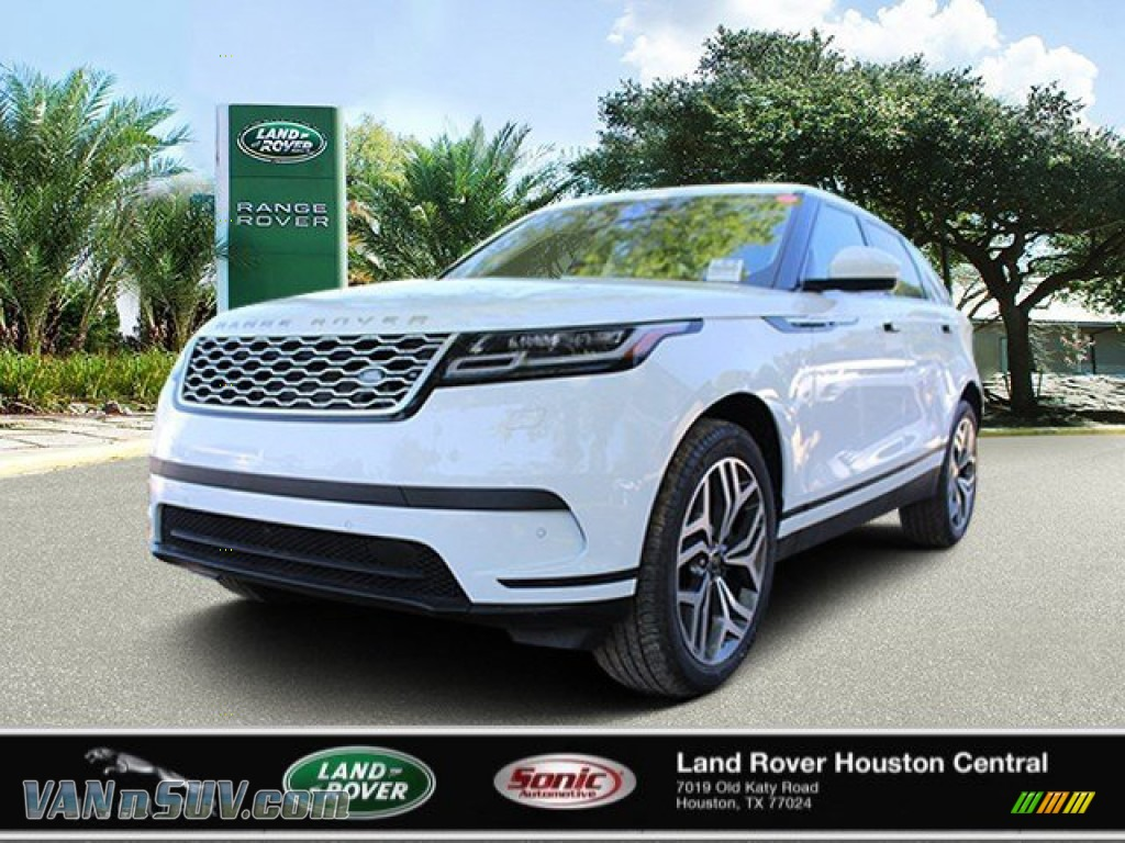 2020 Range Rover Velar S - Fuji White / Ebony/Ebony photo #1
