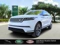 Land Rover Range Rover Velar S Fuji White photo #1