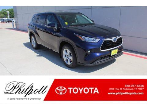 Blueprint 2020 Toyota Highlander Hybrid LE