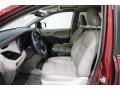 Toyota Sienna XLE Salsa Red Pearl photo #6