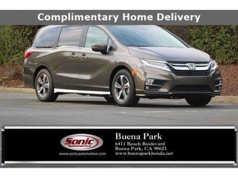 Pacific Pewter Metallic 2020 Honda Odyssey Touring