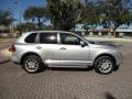 Porsche Cayenne  Crystal Silver Metallic photo #11