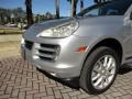 Porsche Cayenne  Crystal Silver Metallic photo #59