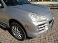 Porsche Cayenne  Crystal Silver Metallic photo #69