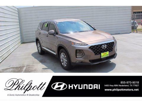Earthy Bronze 2020 Hyundai Santa Fe SEL