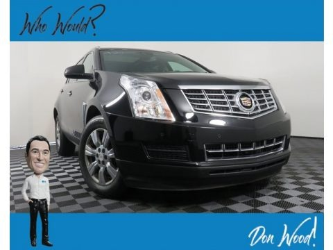 Black Raven 2016 Cadillac SRX Luxury AWD