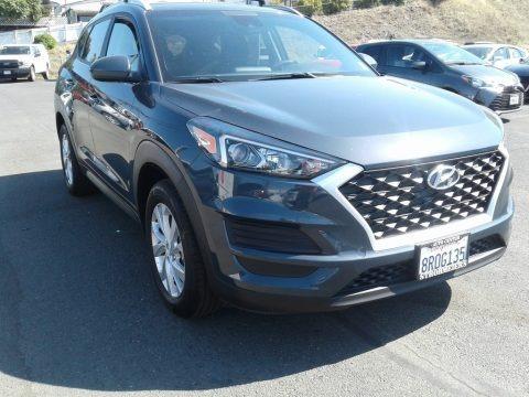 Aqua Blue 2020 Hyundai Tucson Value