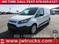 Ford Transit Connect XL Van Frozen White photo #1
