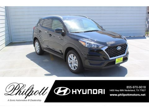 Black Noir Pearl 2020 Hyundai Tucson Value