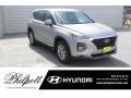 Hyundai Santa Fe SEL Shimmering Silver Pearl photo #1