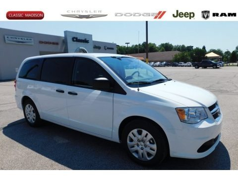 White Knuckle 2020 Dodge Grand Caravan SE