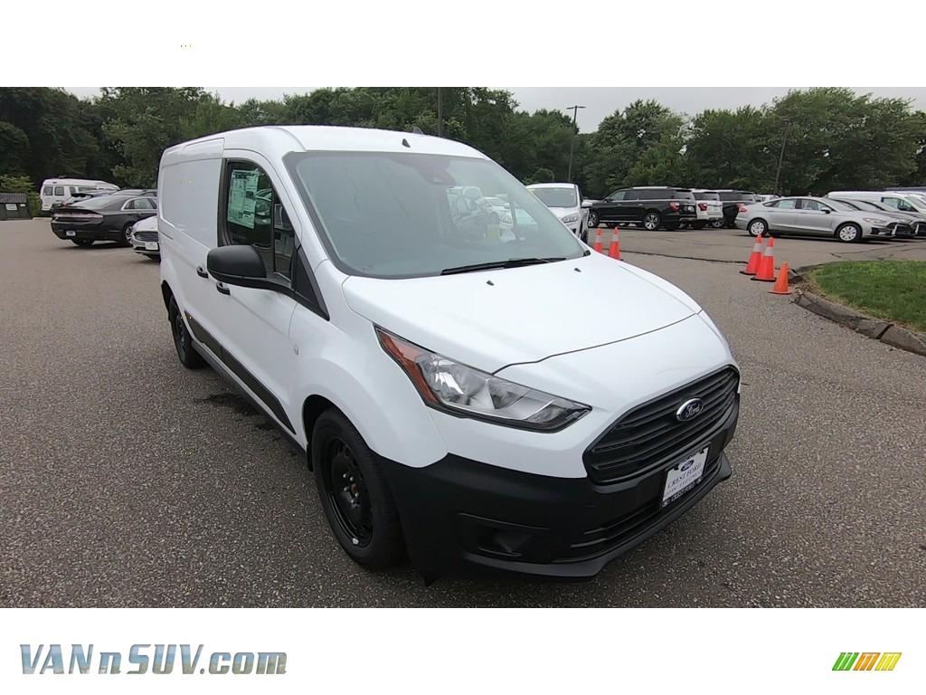 2020 Transit Connect XL Van - Frozen White / Ebony photo #1