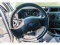 Ford E Series Van E350 XLT Extended Passenger Oxford White photo #34