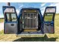 Ford E Series Van E350 XL Extended Passenger Dark Blue Pearl Metallic photo #2