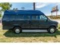Ford E Series Van E350 XL Extended Passenger Dark Blue Pearl Metallic photo #9