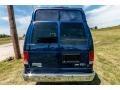 Ford E Series Van E350 XL Extended Passenger Dark Blue Pearl Metallic photo #11