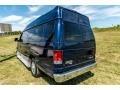 Ford E Series Van E350 XL Extended Passenger Dark Blue Pearl Metallic photo #12