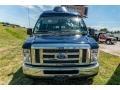 Ford E Series Van E350 XL Extended Passenger Dark Blue Pearl Metallic photo #15