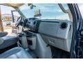 Ford E Series Van E350 XL Extended Passenger Dark Blue Pearl Metallic photo #29