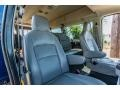 Ford E Series Van E350 XL Extended Passenger Dark Blue Pearl Metallic photo #31