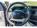 Ford E Series Van E350 XL Extended Passenger Dark Blue Pearl Metallic photo #34