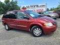 Chrysler Town & Country Touring Inferno Red Pearl photo #1