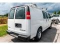 Chevrolet Express 2500 Commercial Van Summit White photo #4