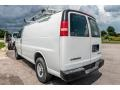 Chevrolet Express 2500 Commercial Van Summit White photo #6