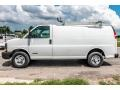 Chevrolet Express 2500 Commercial Van Summit White photo #7