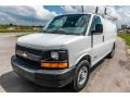 Chevrolet Express 2500 Commercial Van Summit White photo #8