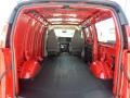 Chevrolet Express 2500 Cargo WT Red Hot photo #6