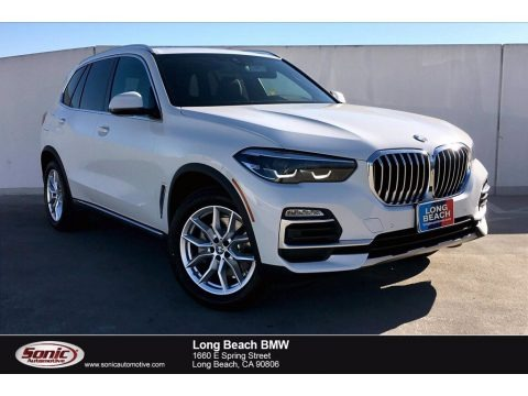 Alpine White 2020 BMW X5 sDrive40i