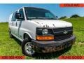 Chevrolet Express 2500 Commercial Van Summit White photo #1
