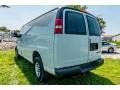 Chevrolet Express 2500 Commercial Van Summit White photo #11