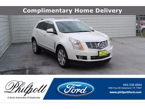 Platinum Ice Tricoat 2016 Cadillac SRX Performance