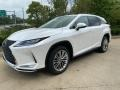 Lexus RX 450hL AWD Eminent White Pearl photo #1