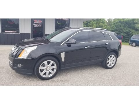 Black Raven 2016 Cadillac SRX Performance