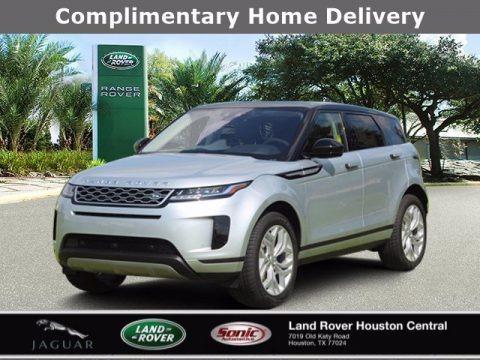 Indus Silver Metallic 2020 Land Rover Range Rover Evoque S