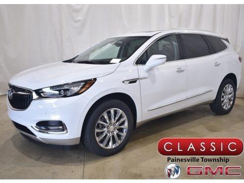 Summit White 2020 Buick Enclave Premium AWD