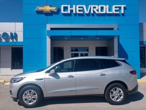 Quicksilver Metallic 2020 Buick Enclave Essence