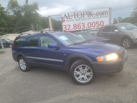 Barents Blue Metallic 2006 Volvo XC70 AWD