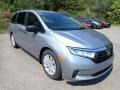 Honda Odyssey LX Lunar Silver Metallic photo #7