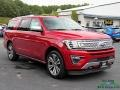 Ford Expedition Platinum 4x4 Rapid Red photo #7