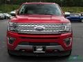 Ford Expedition Platinum 4x4 Rapid Red photo #8