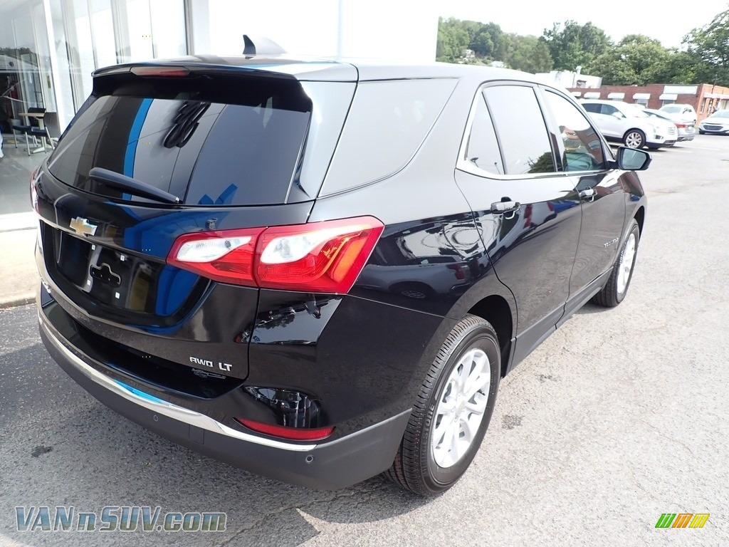 2020 Equinox LT AWD - Mosaic Black Metallic / Jet Black photo #4