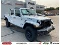 Jeep Gladiator Willys 4x4 Bright White photo #1